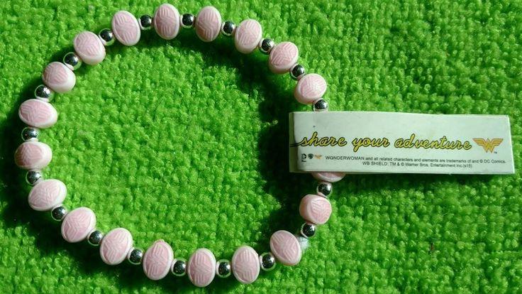 Trrtlz Bracelet Pink Marvel Wonder Woman Friendship adventure  #Trrtlz #Friendship