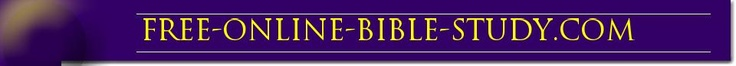 Free Online Bible Study Lessons