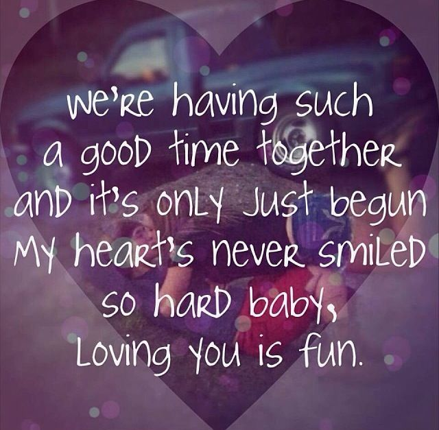 who sings loving you is fun