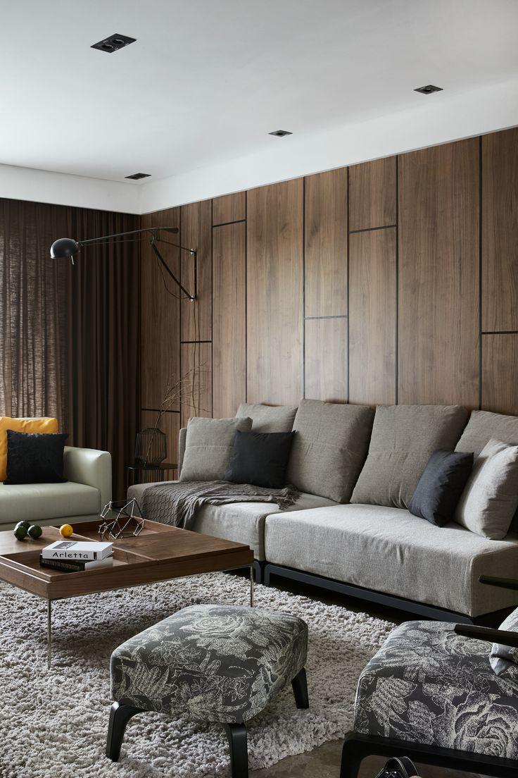 Luxury Modern Bedroom Designs: 室內設計、幸福空間、室內裝潢、裝修範例圖片、室內設計規劃、室內設計推薦 、室內裝潢、系統櫃 【Detail建築