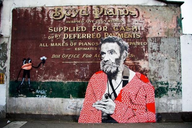 gabriel specter: Art Streetartist