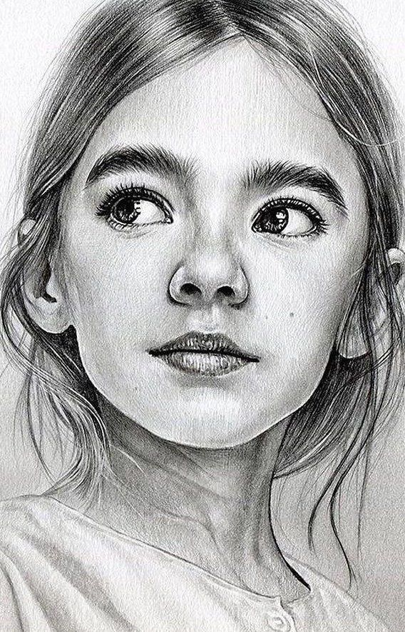 Awesome Woman Drawing Art How To Women Drawing New Images Fantastische Frauen Zeichnungs Kunst Wie Zu Den Portrait Sketches Realistic Drawings Woman Drawing