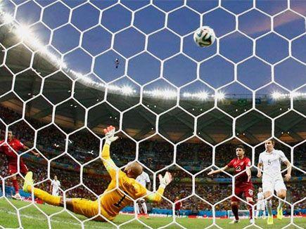 आखिरी पलों में गोल कर पुर्तगाल ने अमेरिका को बराबरी पर रोका  #FIFAworldcup2014   #PortugalvsUnitedStates