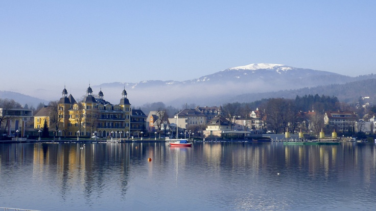 Velden am Worthersee, Austria - Very much miss this place. Spent enough time here over the years with some great friends to become quite attached to it.