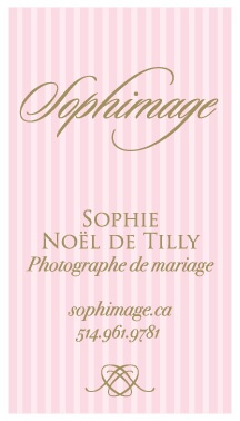 SOPHIMAGE PHOTOGRAPHY WEDDING SPECIALIST!