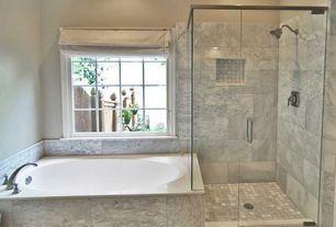 Best 25 built in bathtub ideas on pinterest restroom for Drop in bathtub shower combo