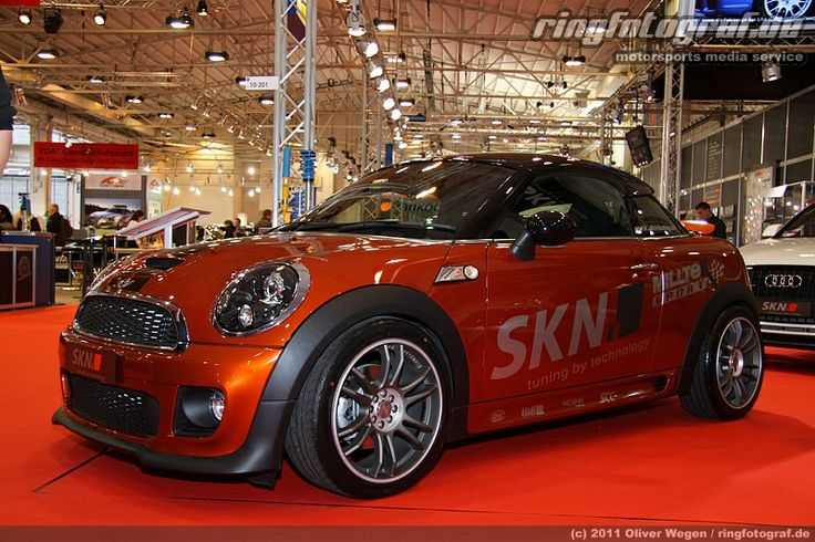 Used Trucks For Sale In Ma >> SKN Tuning's Spice Orange/Black R58 | R58 Mini Cooper Coupé | Pinterest | Photos, Minis and Coupe