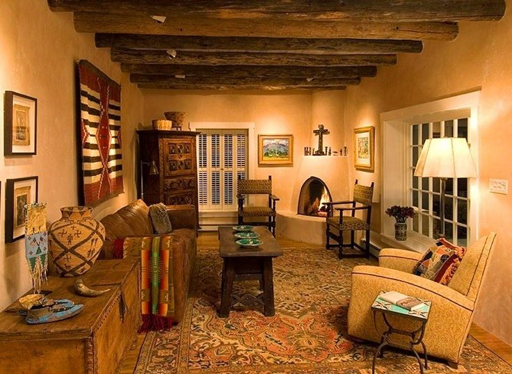 J alexander rustic interior design dallas texas qhn for Native american interior design