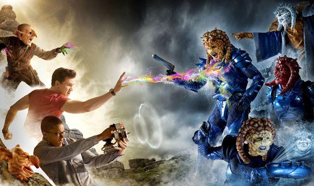 Wizards vs Aliens series 2