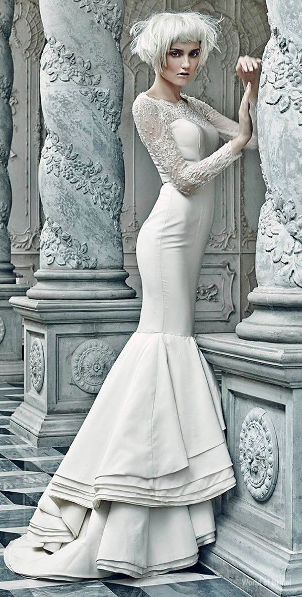 Nurita Harith 2015 Wedding Dresses