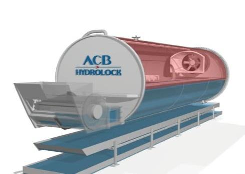 ACB Hydrolock | Modélisation de process industriel |images de synthèse