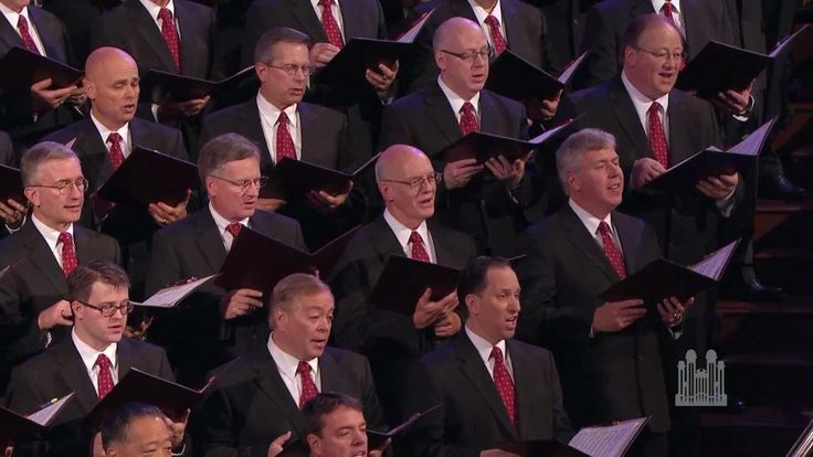 How Great Thou Art - Mormon Tabernacle Choir. I, too, am grateful for a loving, kind Heavenly Father. He is a most wonderful Father!