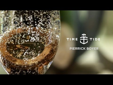 TIME ON THEIR HANDS - Feat. pastry chef Pierrick Boyer