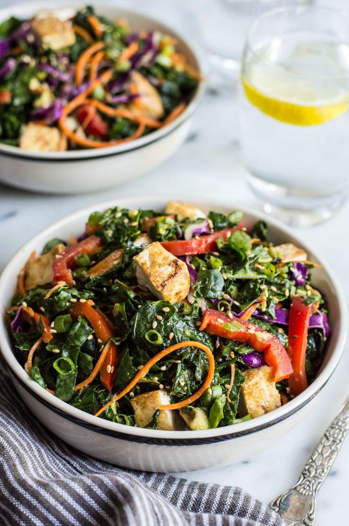 ... 100 Tofu Salade op Pinterest - Tofu Recepten, Tofu en Gebakken Tofu
