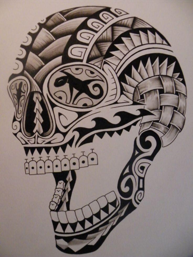 Maorie tattoo