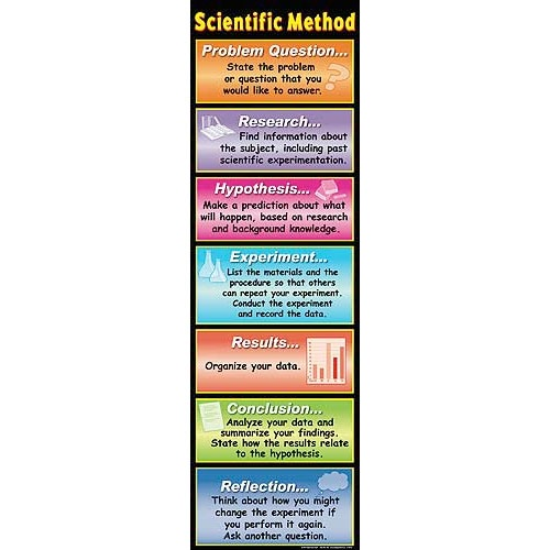 Scientific Method poster | Homeschooling | Pinterest ...
