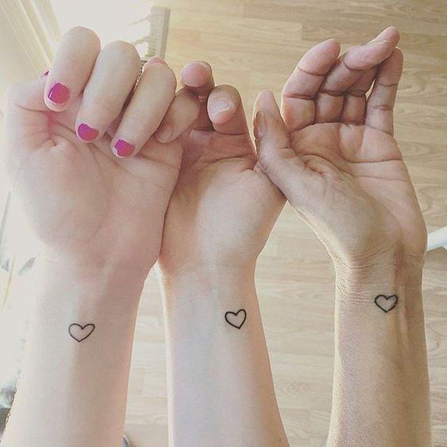 47+ Tatouage a faire entre soeur inspirations