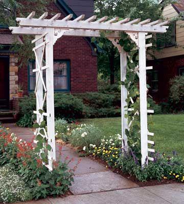 89 best Arbor Plans images on Pinterest Garden arbor Arbors