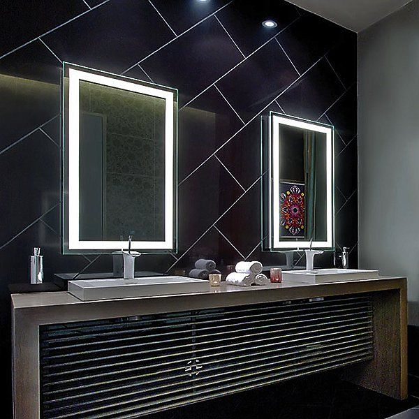Electric Mirror Integrity Lighted Mirror Int2 Dc 24 00x36 00 Ae