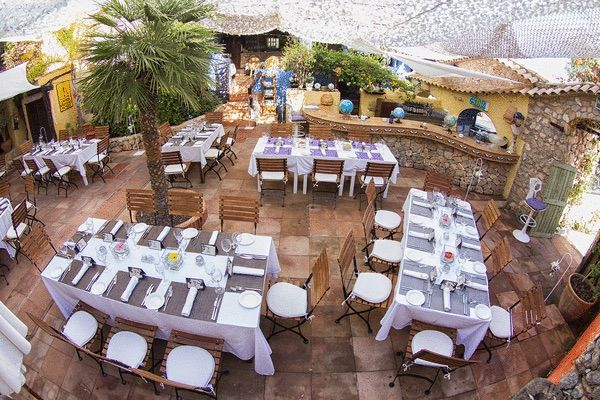 Ibiza Rocks House At Pikes Hotel | Ibiza Wedding Venue | Ibiza Wedding House