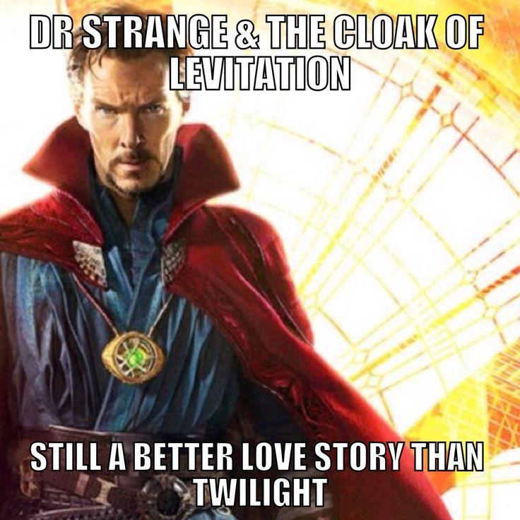 Dr Strange Benedict Cumberbatch meme funny cloak of levitation