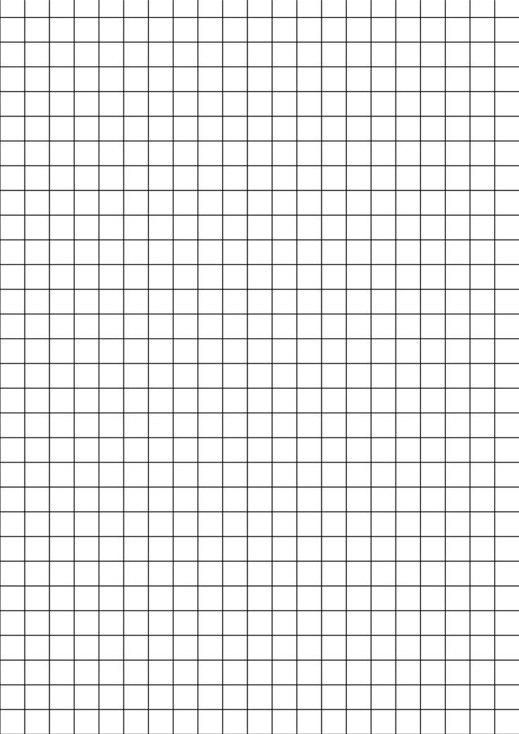 Pixel Art Quadrillage