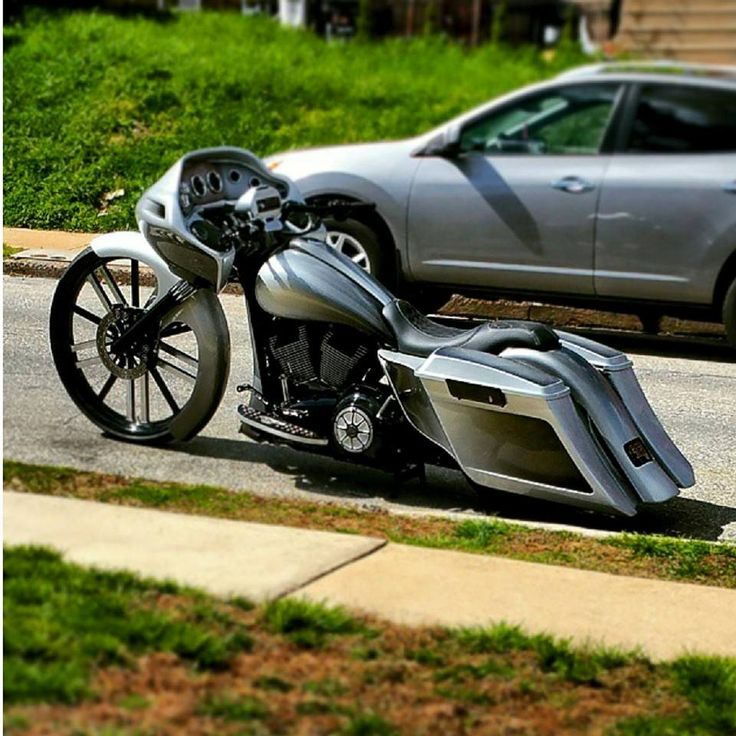 Fantastic Bagger with our Black Double Cut Money Maker wheel. The Money Maker is…