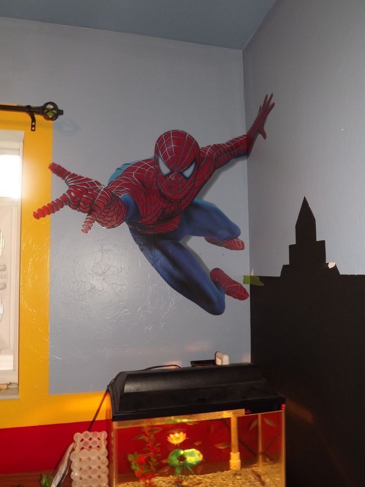 6 year old boys room bought this on amazing for Bedroom ideas for 6 year old boy