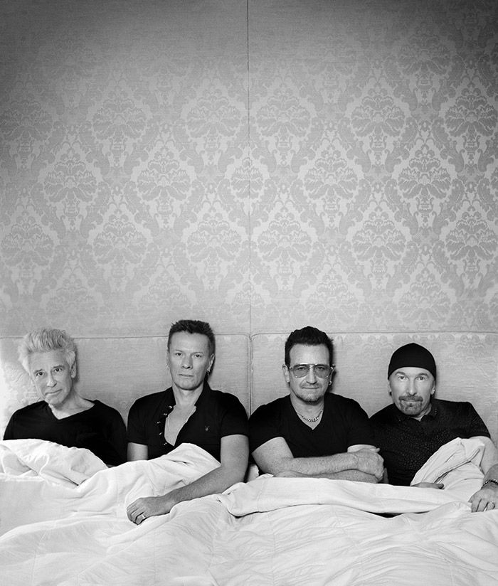 News  U2 iNNOCENCE + eXPERIENCE Tour 2015 -- Wish they would come to Portland. Hope to travel to Vancouver for the show.