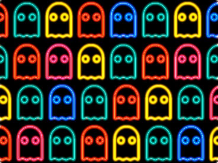 Pac man!  #pacman #cute #funny #retro #print