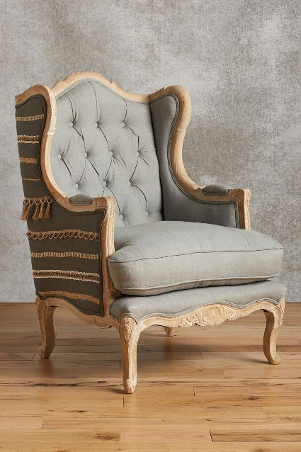 17 Best Ideas About Wingback Chairs On Pinterest