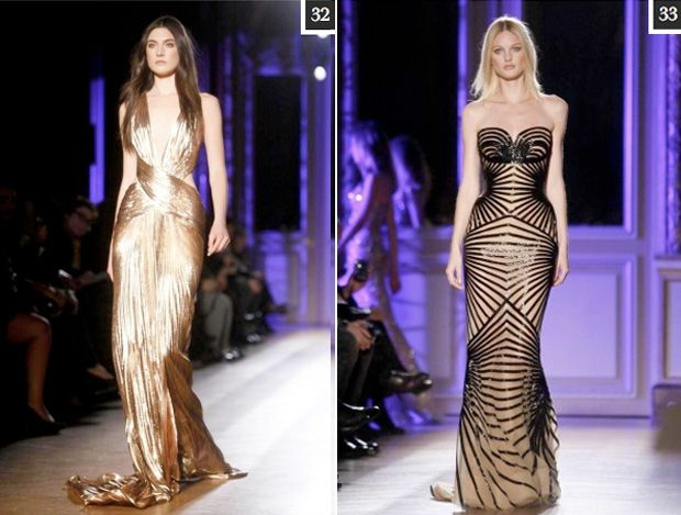 Glammed up Haute Couture Wedding Dress Inspiration - Zuhair Murad - fashion world and fashion show | fashion world and fashion show