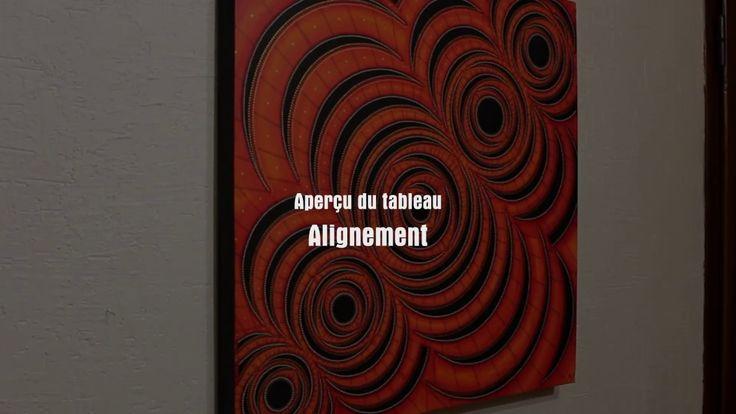 1000 ideas about tableau contemporain on pinterest - Tableau contemporain grand format ...