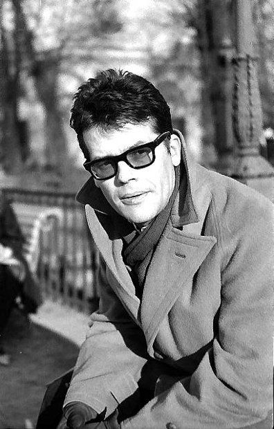 Zbigniew Cybulski (1927-1967) Polish actor. Ashes and Diamonds