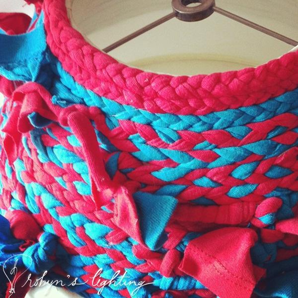 braid & knot shade, www.robynslighting.com
