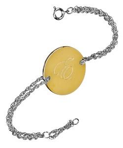Kendra Phillip Silver Plated Chain Reversible Initial Bracelet $75: Bling, Bracelets 75, Reverse Initials, Initials Bracelets, Fashion Faded, Initial Bracelet, Chains Reverse, Girly Girls, Chains Initials