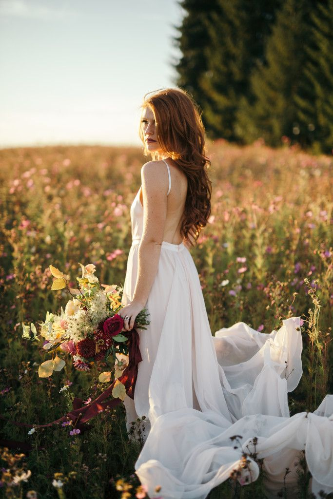 Anniversary Photoshoot | Green Wedding Shoes | Audrey and Jeremy Roloff | Roloff Farms | Bridal Shoot
