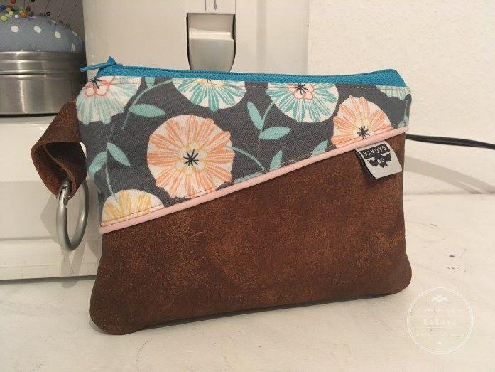 Mini-Tasche – Clutch -Alltagsbegleiter. – GagaYa