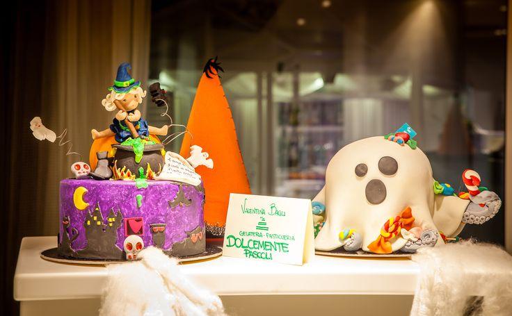 Fantasmini e streghette: ecco i temi delle torte preparate per la festa di Halloween al Blu Suite!