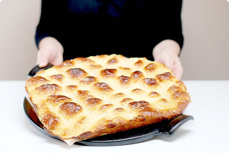 Receta de Larpeira o bollo dulce con crema pastelera, hecha con Thermomix