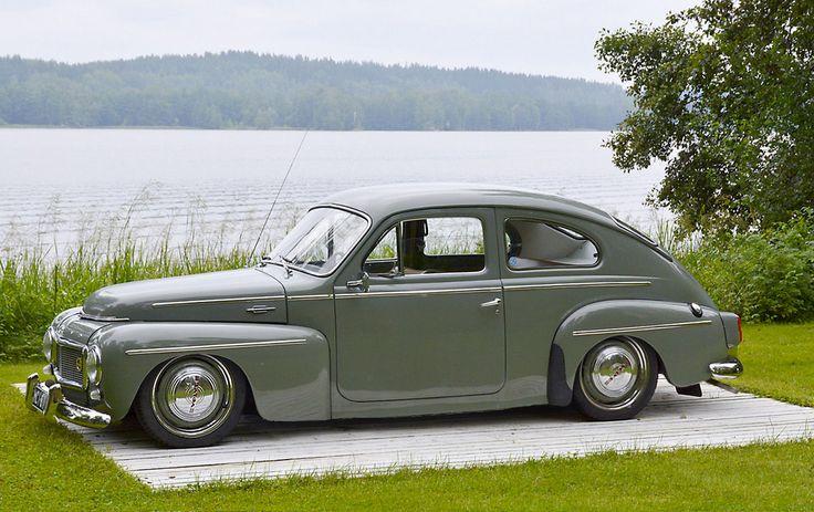 1960 Volvo PV544 Volvo, Volvo cars, Volvo amazon