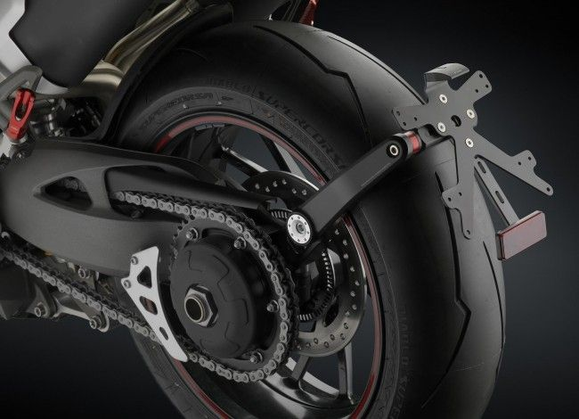 Looking to make that Triumph Speed Triple 1050 truly yours with some new quality accessories? Then look no further than Rizoma as the company just released a new line of products for the already aggressive looking British bike.