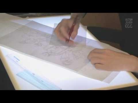 ULTRADRAWING Miwa Shirow #03.flv