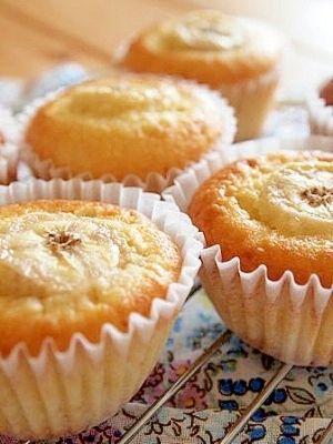 ホットケーキミックスでつくる♪バナナマフィン♪ レシピ・作り方 by ころん2199 楽天レシピ