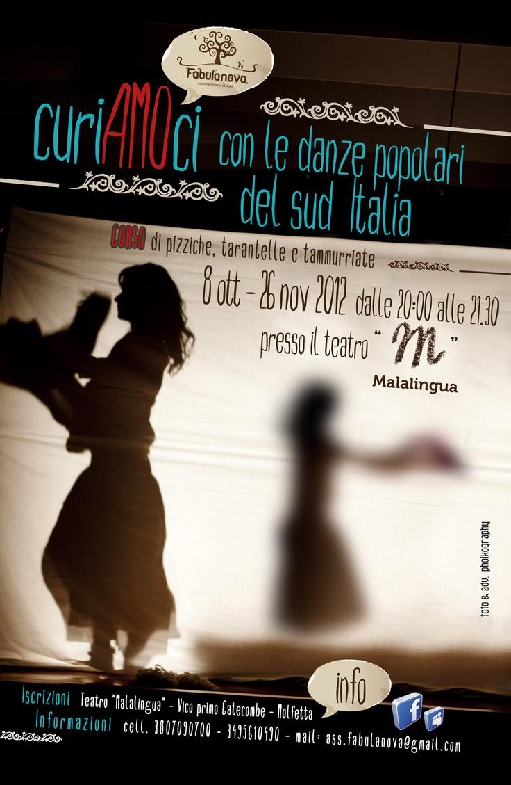 CuriAMOci con le danze popolari del sud Italia