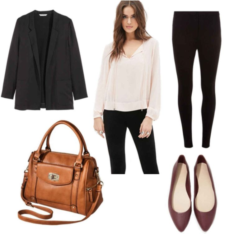[04.04.16] Outfits Under $100: 4 Business Casual Looks - College Fashion