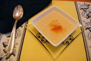 This recipe for George Washington's Favorite Soup makes a meal that is fit for a president! If you have never tasted Virginia peanut soup before, then you are missing out on one of the classic dishes of the colonial era. It is rumored that George Washington would eat this soup every day.