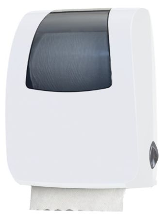 Special Offer R700 for the Dispenser and R200 for the paper San Jamar - Folded Towel Dispenser Popular single towel dispenser accommodates Single Fold, C-Fold & Multi-Fold towels in a full-size unit.