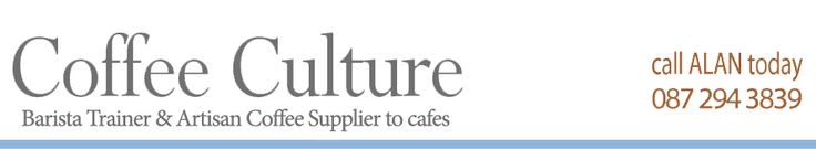 coffeeculture.ie | Barista trainer for training in Dublin Limerick Cork and Galway