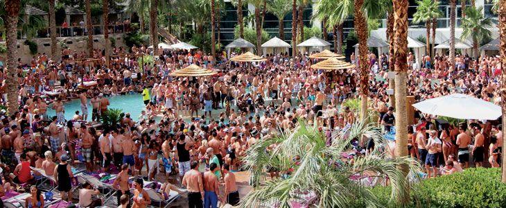 Hard Rock Beach Club Bar ( Rehab Bar) - Las Vegas, Nevada .... Voted # 6 on Travel Channels Sexiest Beach Bars